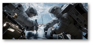 "Understanding the effect of aspect ratio is vital for filmmakers, such as in this year's ""Gravity"""