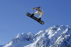 Where Winter Olympics meet young filmmakers: snowboarding videos
