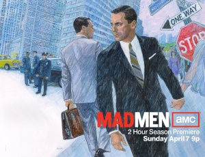 One of Mad Men's most distinctive ads