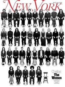 New York Mag Cosby Women
