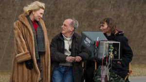 DP Ed Lachman with Cate Blanchette and Rooney Mara