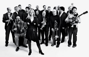 Maria Schneider and Orchestra Jeff Redel / NYTimes